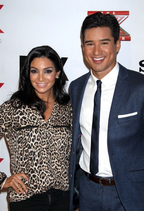 Mario Lopez's Wife Courtney Lopez Pregnant With Baby # 2