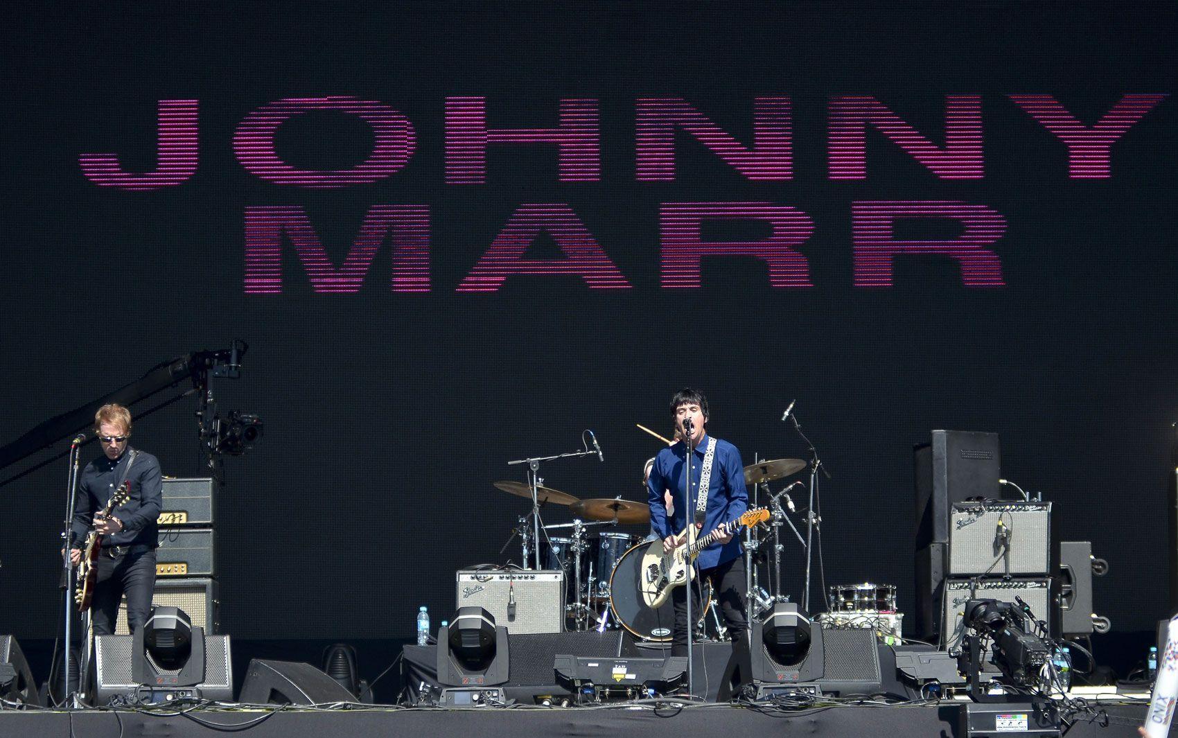 Johnny Marr - Lollapalooza Brasil #iwasthere | Bands I can't