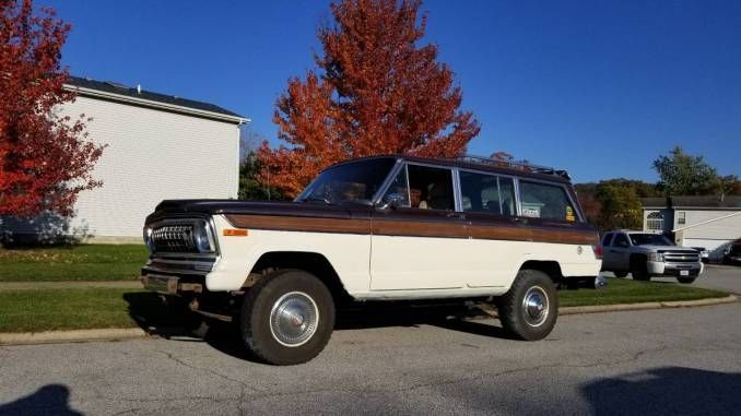 1977 3 Speed Auto in Crown Point, IN | Crown point, Jeep ...