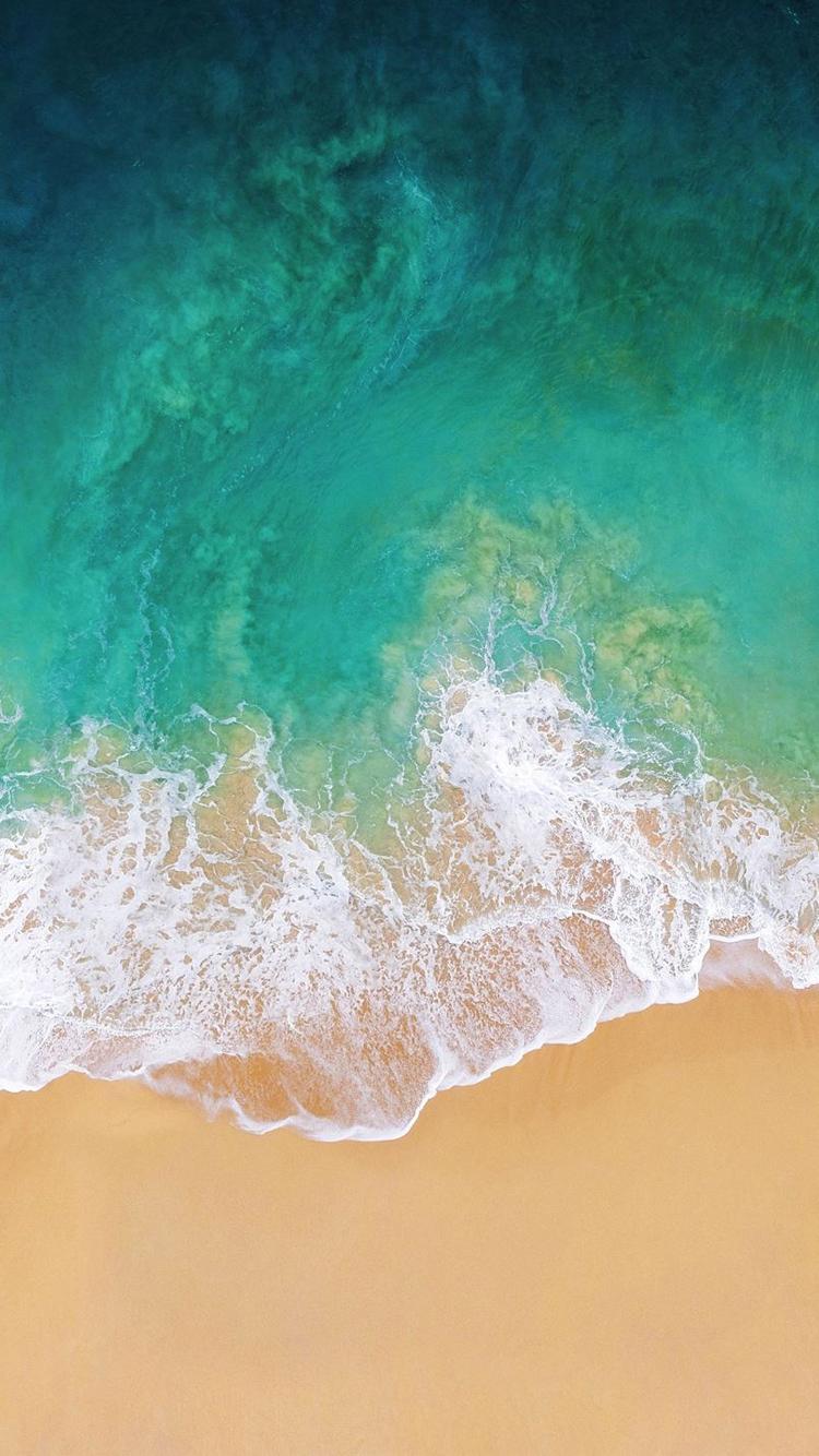 iOS 11 Wallpaper – iOSwall #iPhone7Plus | Iphone wallpaper ...