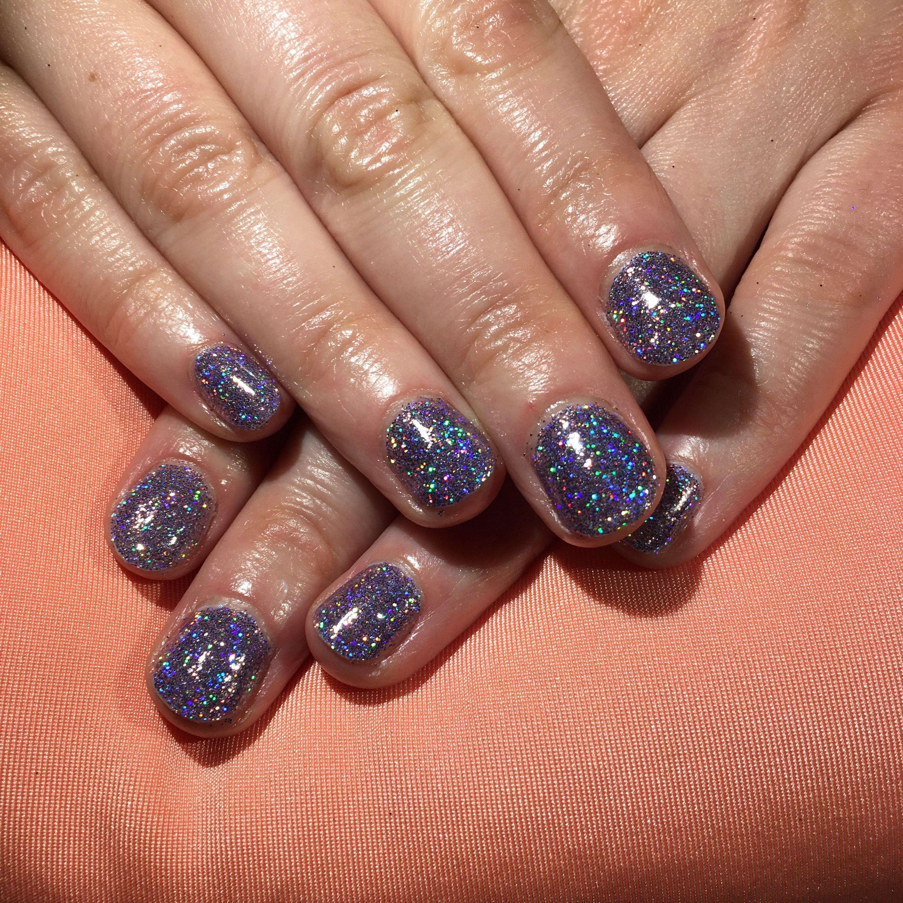 Shellac RockStar Nails