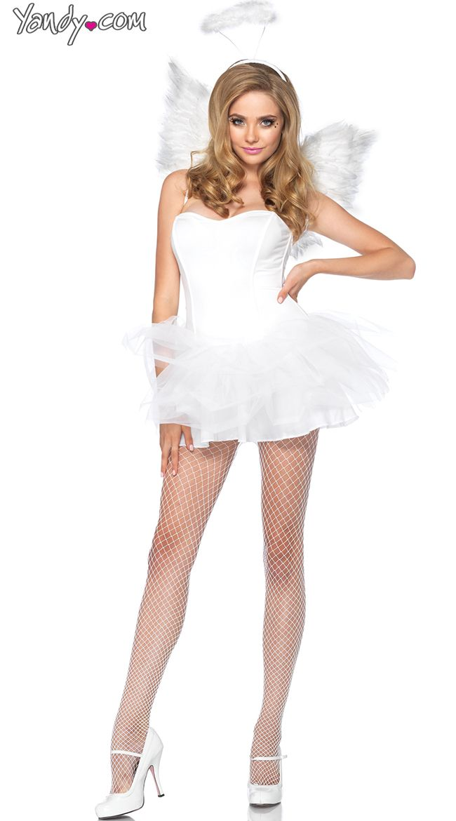 halloween costumes angel Adult