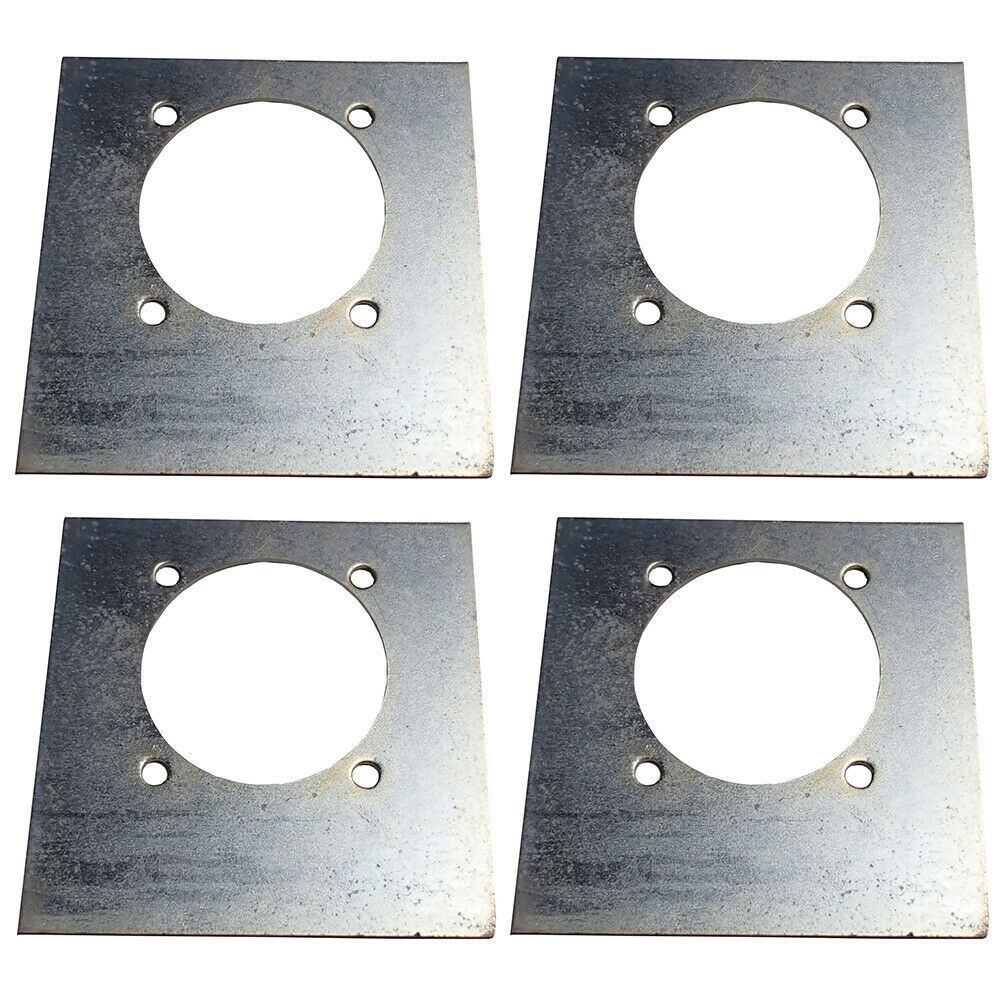 Sponsored Ebay 4 D Ring Backing Plates F Recessed D Rings On