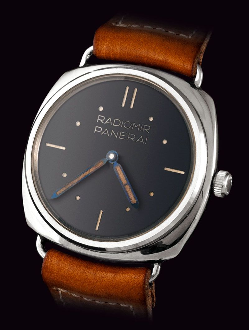 a45fee0d459 Historical Panerai Reference 2533 (1938) is probably the first watch made  by Panerai. The 47mm case houses a Rolex movement.