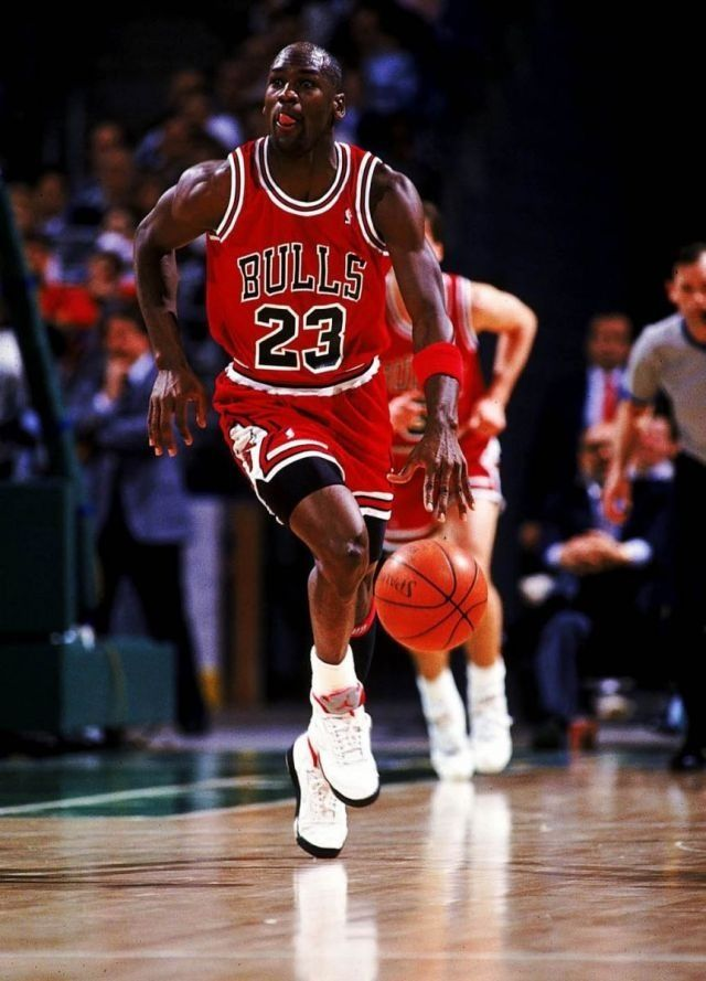 michael jordan rare air quotes chris