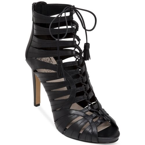 Vince Camuto Narrital Lace-Up Gladiator Sandals - Sandals - Shoes - Macy s abd877527
