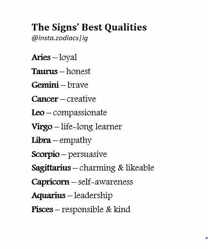 good and bad qualities of virgo