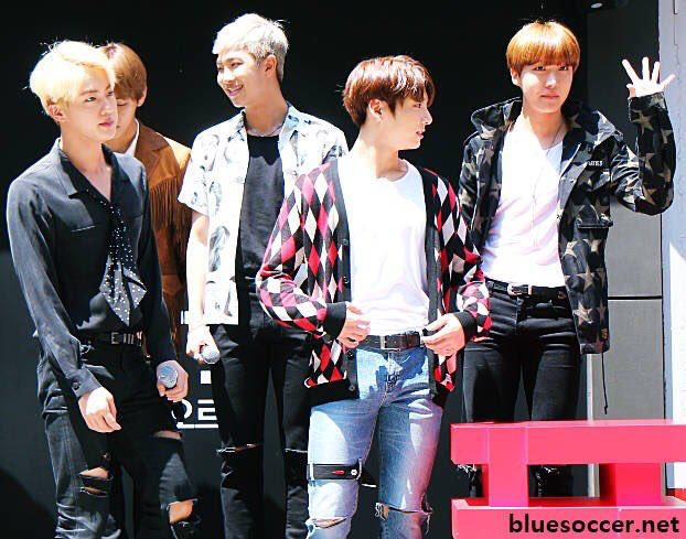 160609 SK텔레콤 Fan sign event  #BTS #방탄소년단