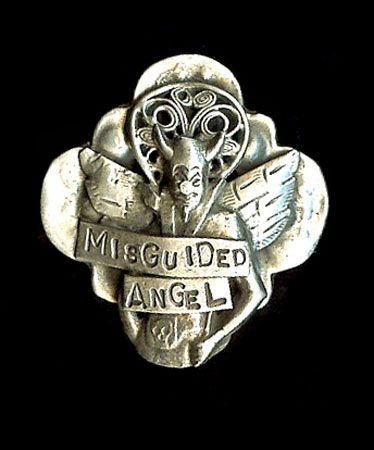 Misguided Angel ring