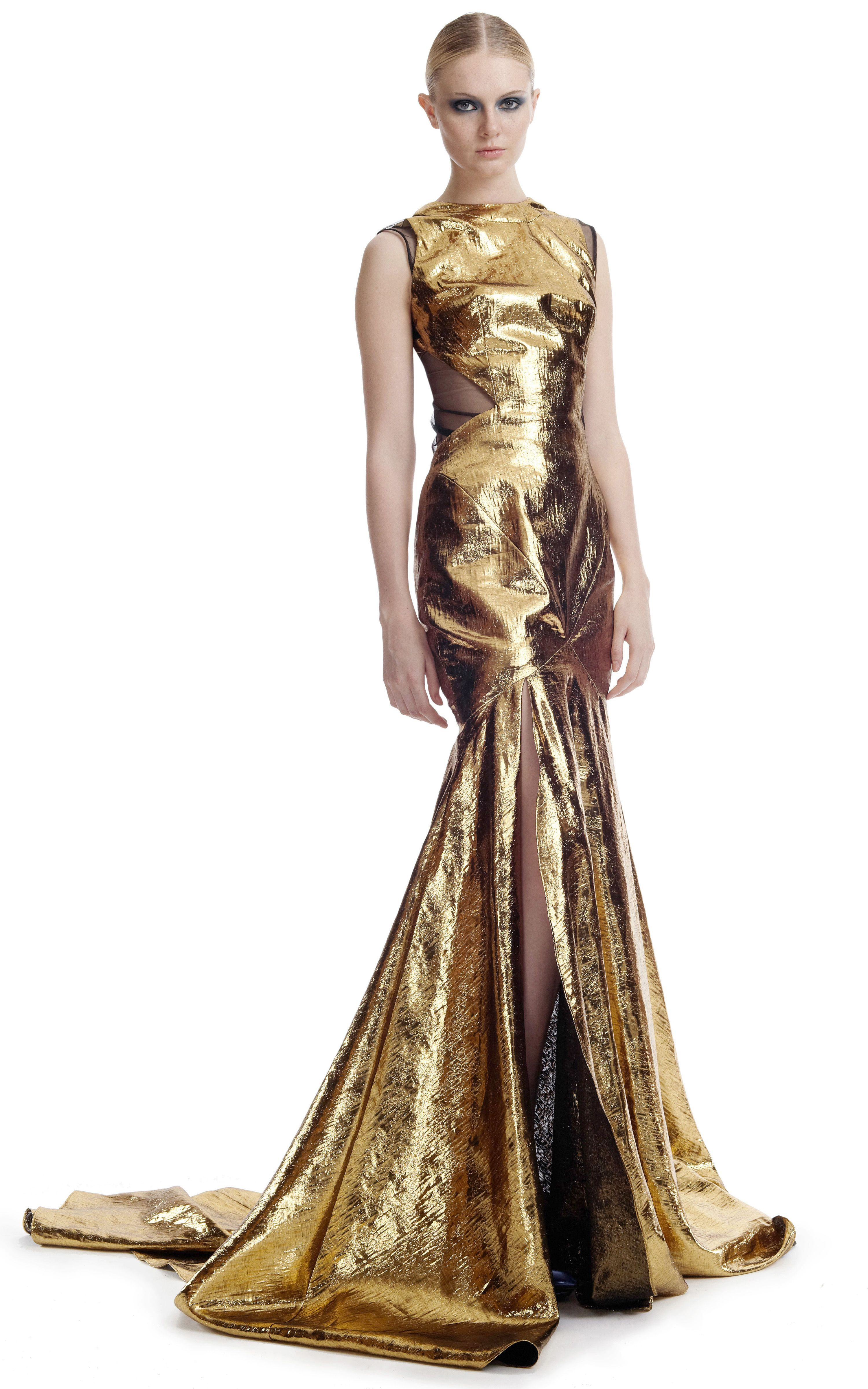 With gold bridesmaid dresses bridesmaid can easily get the with gold bridesmaid dresses bridesmaid can easily get the attention of the people especially if ombrellifo Image collections