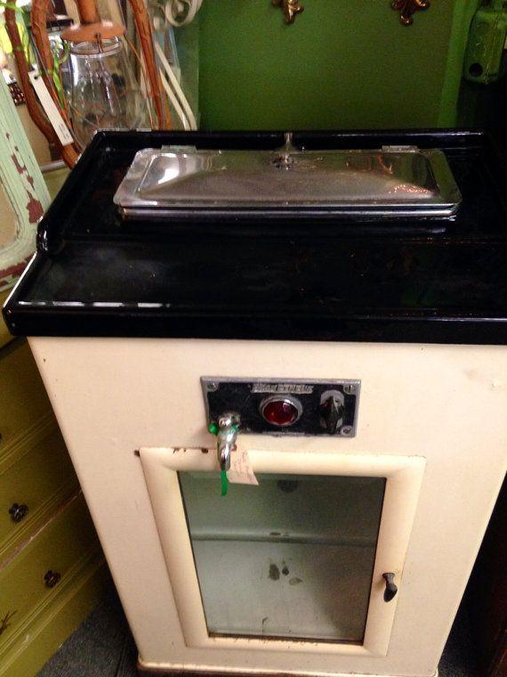 Vintage Dental Sterilizer Prometheus Art Deco Enamel Top Metal Industrial Dental  Cabinet On Etsy, $650.00