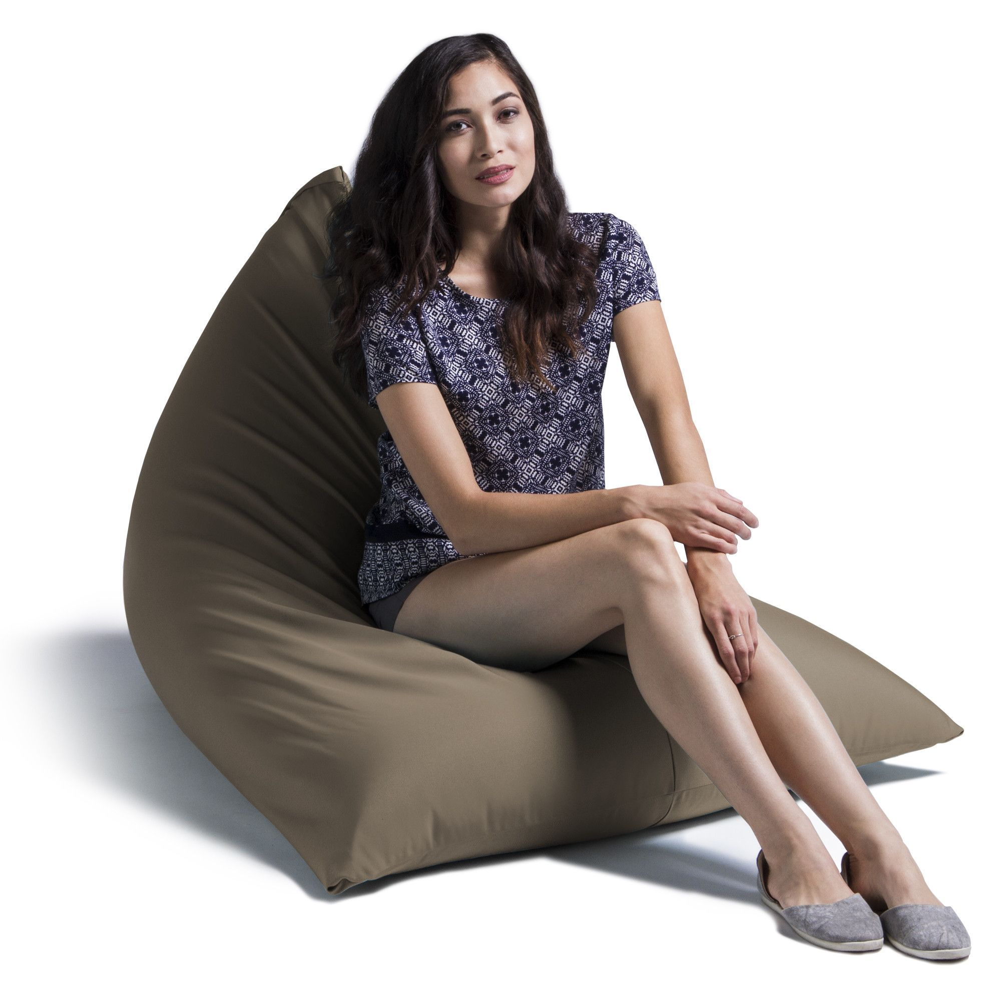 Twist Large Outdoor Friendly Bean Bag Chair & Lounger