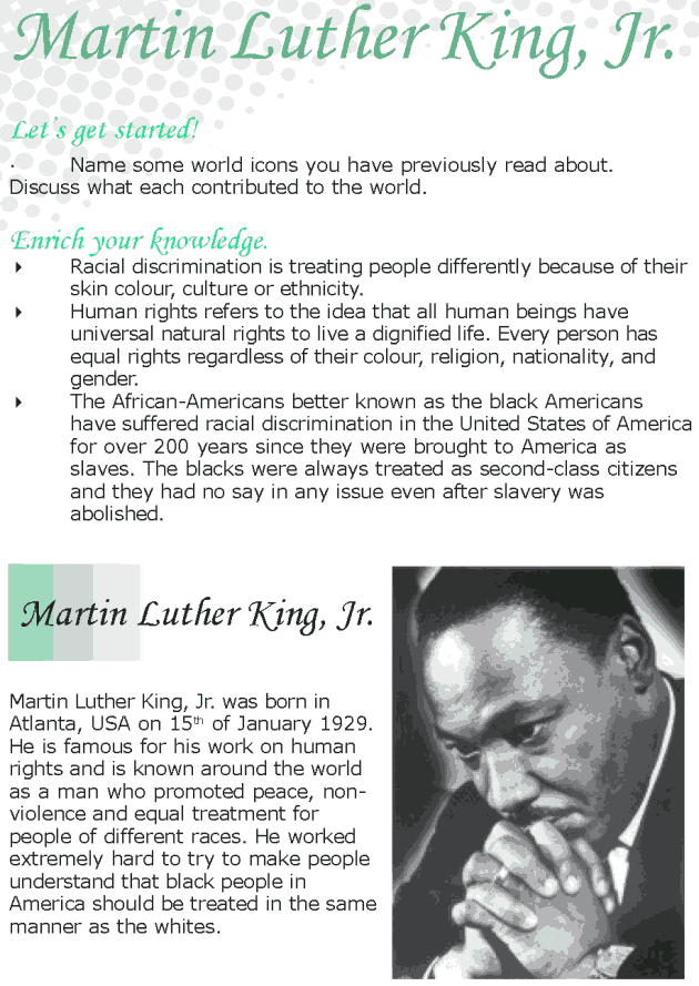 Grade 8 reading lesson 12 biographies martin luther king jr grade 8 reading lesson 12 biographies martin luther king jr ibookread Read Online