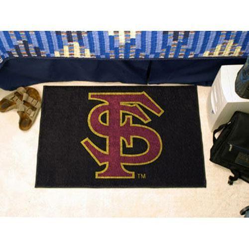 Florida State Seminoles Football Floor Mat: Florida State Seminoles NCAA Starter Floor Mat (20x30) FS