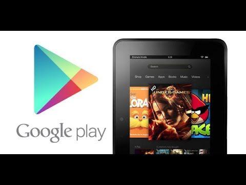 Google Play Store On Any Amazon Device 2015 (EASY