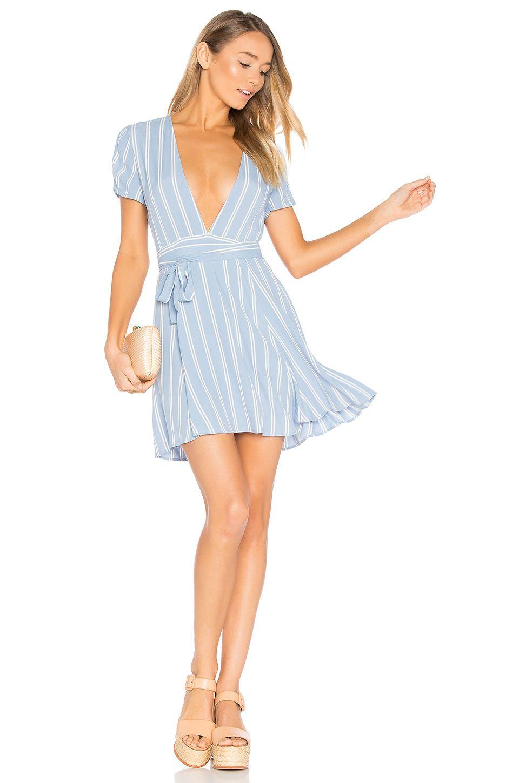 fb2f9f172143 Privacy Please Minden Dress in Blue | REVOLVE | wardrobe ...