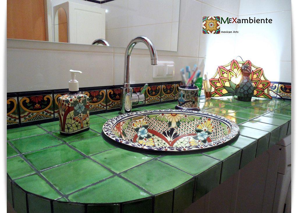 Einbauwaschbecken Aus Mexiko Originelles Design Waschbecken In