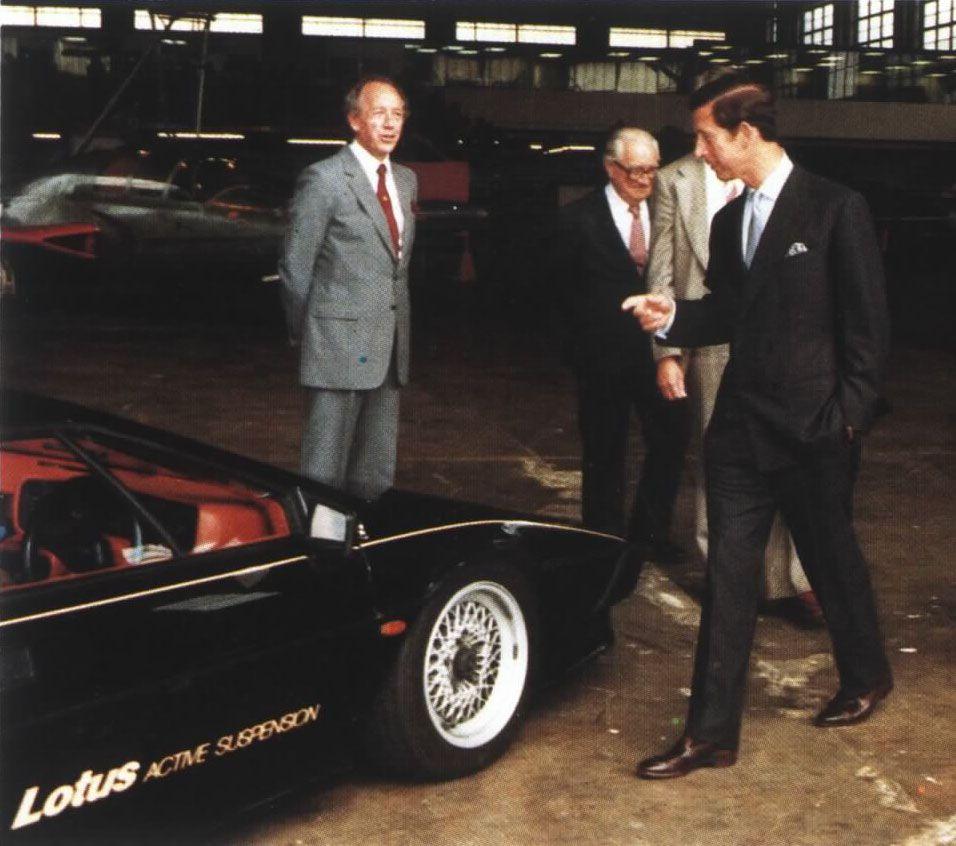 Lotus Esprit Turbo · Young Professional ...