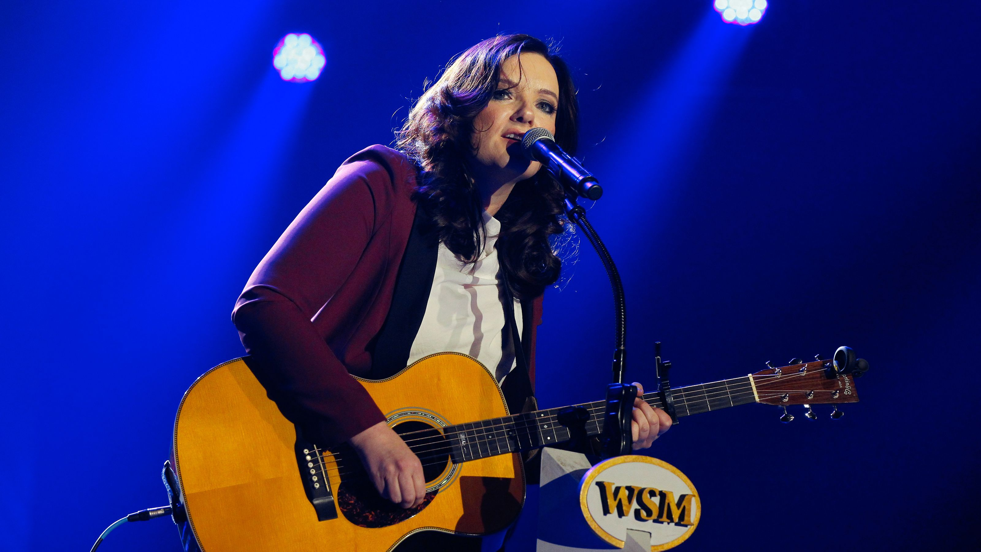 Brandy Clark, opening for #AlanJackson on January 9th at the #USF Sun Dome, has recently been nominated for a #GrammyAward!