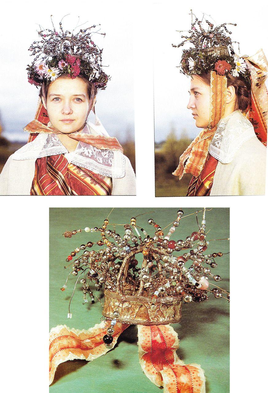 Traditional latvian wedding