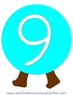 Centopéia dos numerais