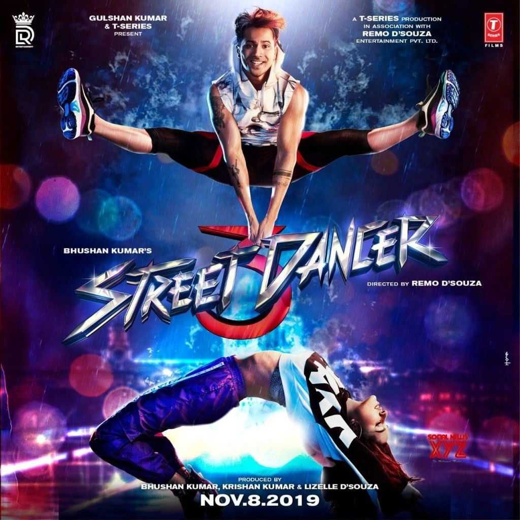 Abcd 3 In 2020 Latest Bollywood Movies Dance Movies