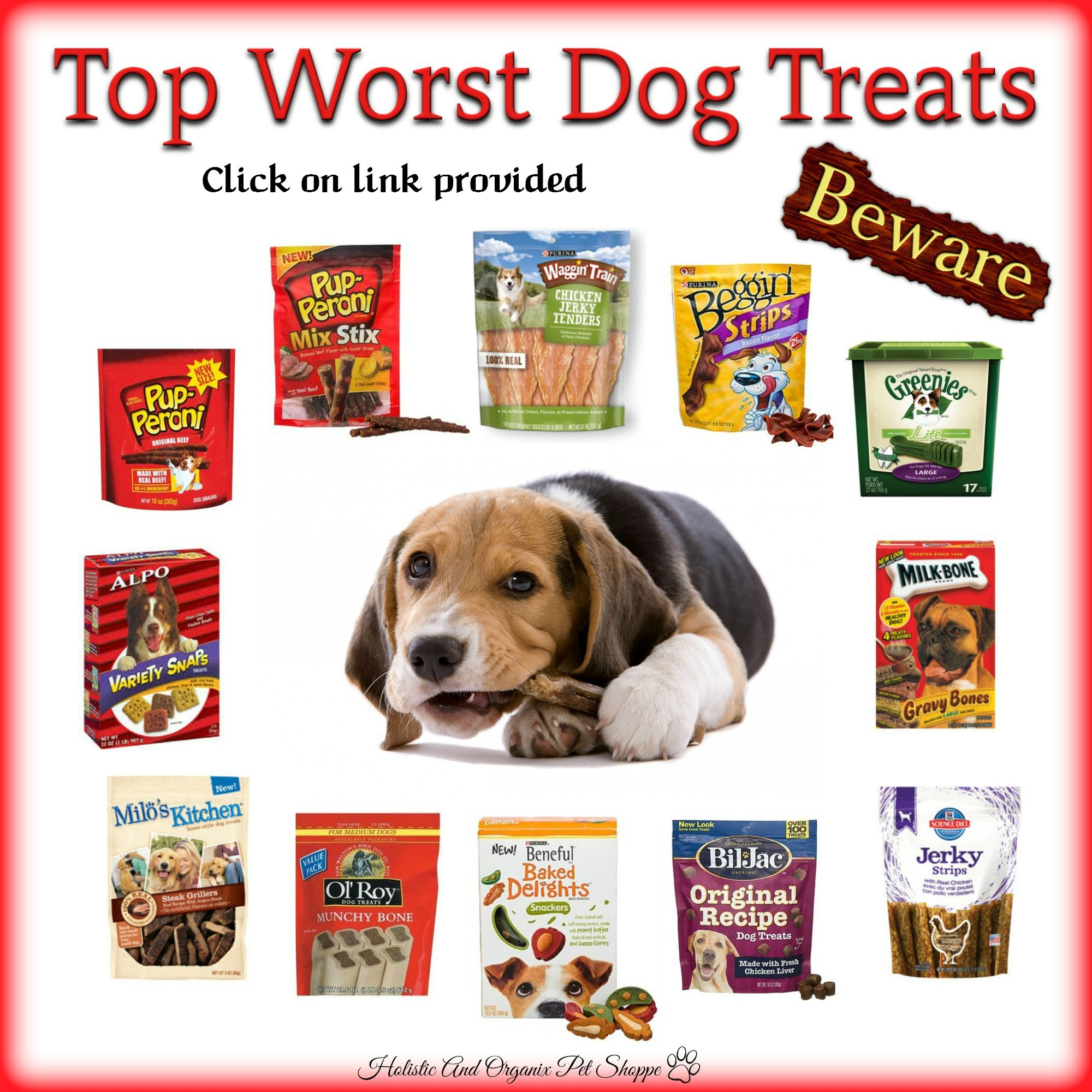 Check Out The Top Worst Dog Treats Make Sure You Dont Have These