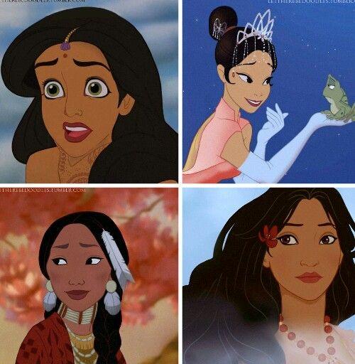 Disney culture swaps