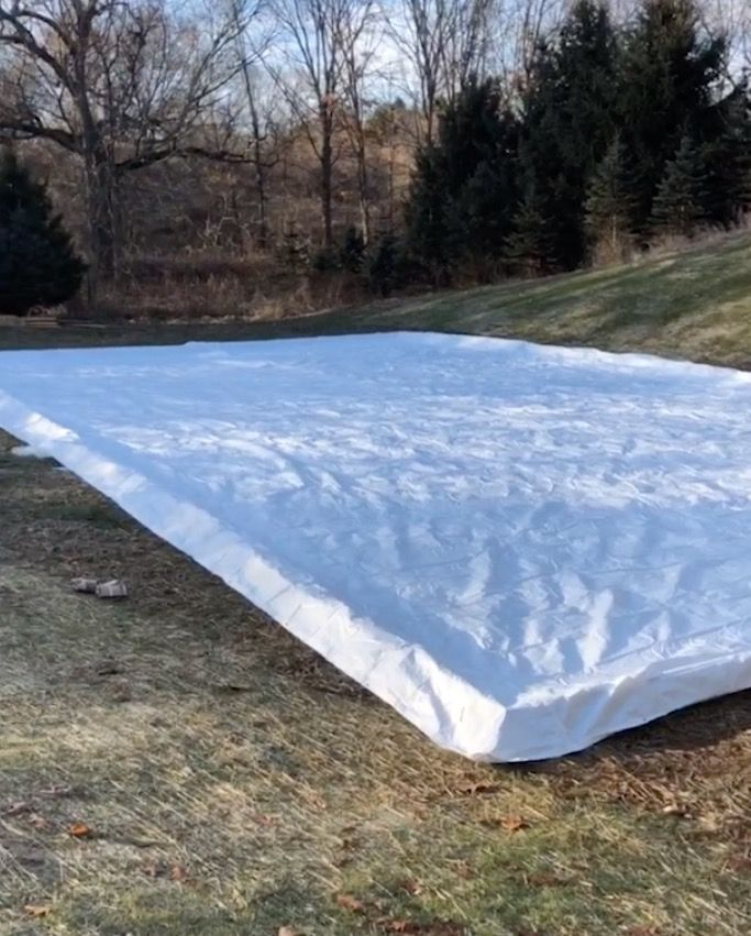 Backyard Ice Rink & More