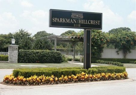 Sparkman Hillcrest Memorial Park Cemetery Dallas Texas Thanks To Mike Reed For The Photo