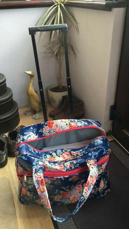 Teacher Bag On Wheels