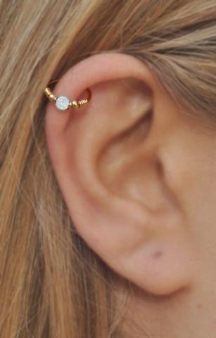 Conch Piercing Ring