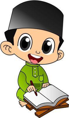 Image Result For Kartun Muslim Laki Kartun Chibi Gambar Karakter