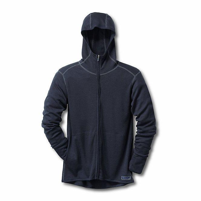 Devold Merino Hooded Jacket   Outerwear