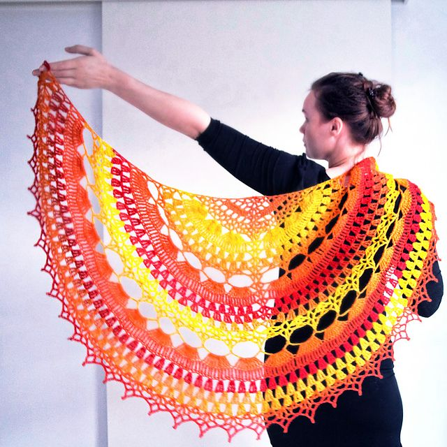 Ravelry: Phoenix New Beginnings картини Олени Madsen