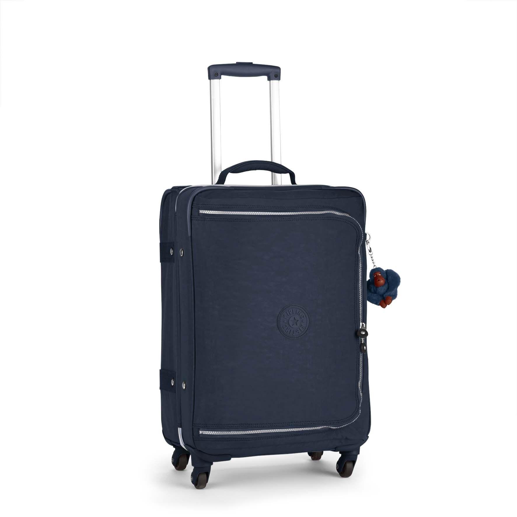 c34d3f23b Mala de bordo preta YOURI SPIN 55 Kipling | malas de viagem bolsas e  necessidades chic | Backpack bags, Luggage bags e Suitcase