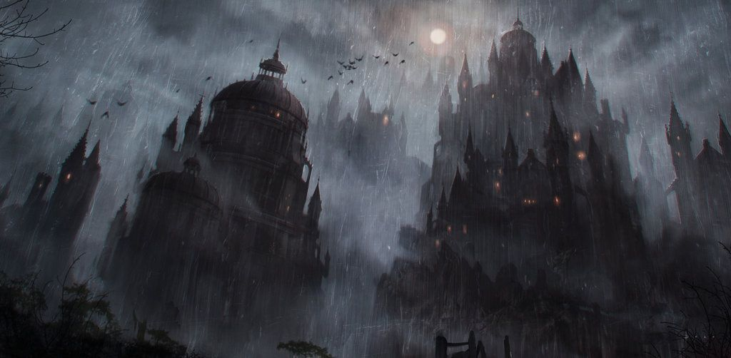 Vlad The Impaler - Castle by Bram Sels | Dreamscapes ...