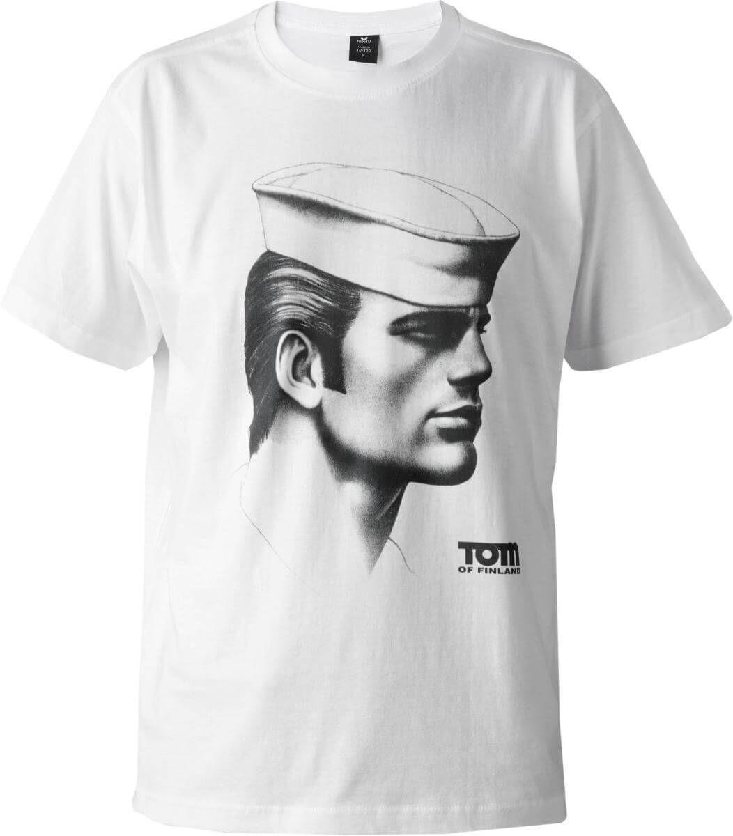 Tom of Finland Sailor t-shirt - Finlayson webstore