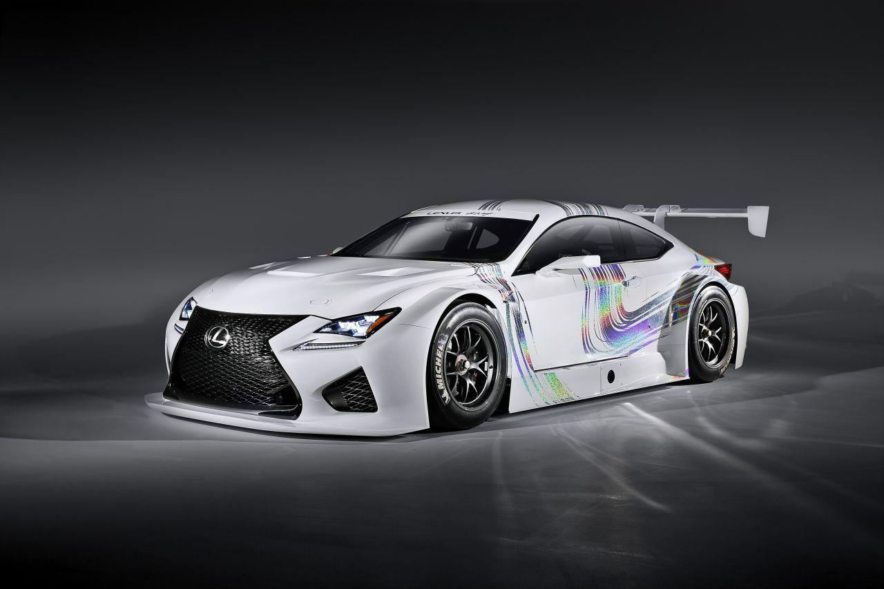 Lexus Rc F Gt3 Erste Bilder Rennsport Auto Motor Sport Automarke Lexus rc f gt3 racing 4k wallpaper