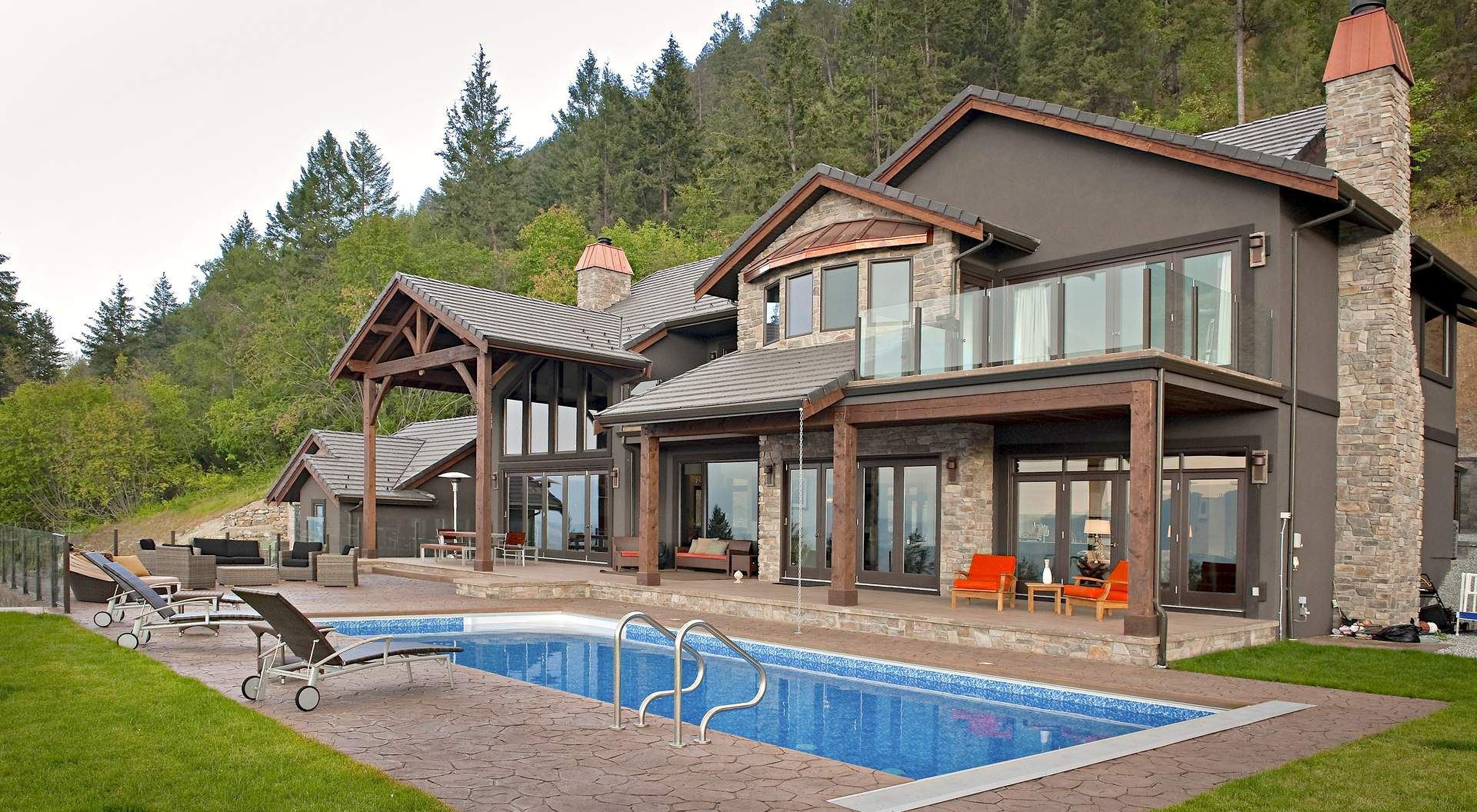 British Colombia Canada Ocean Waterfront Property For Sale