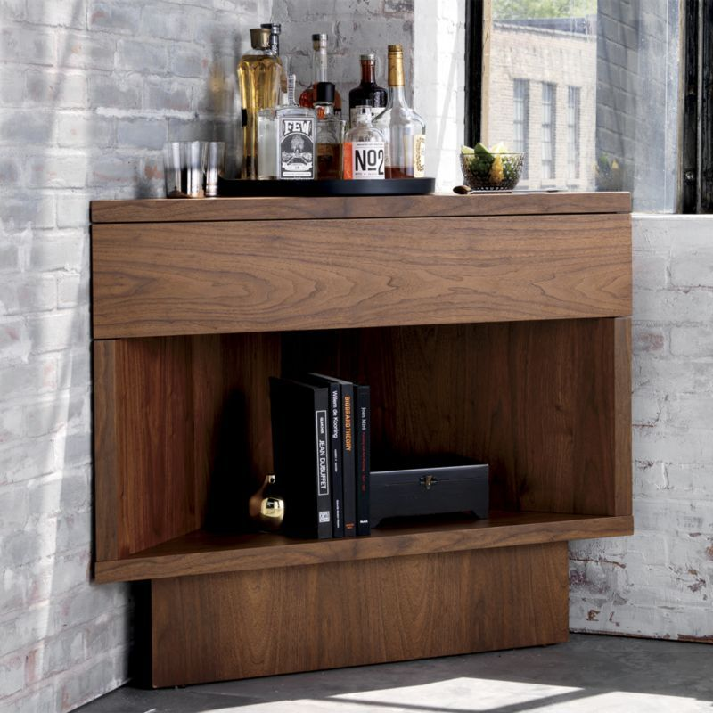 High Quality Topanga Corner Bar Idea