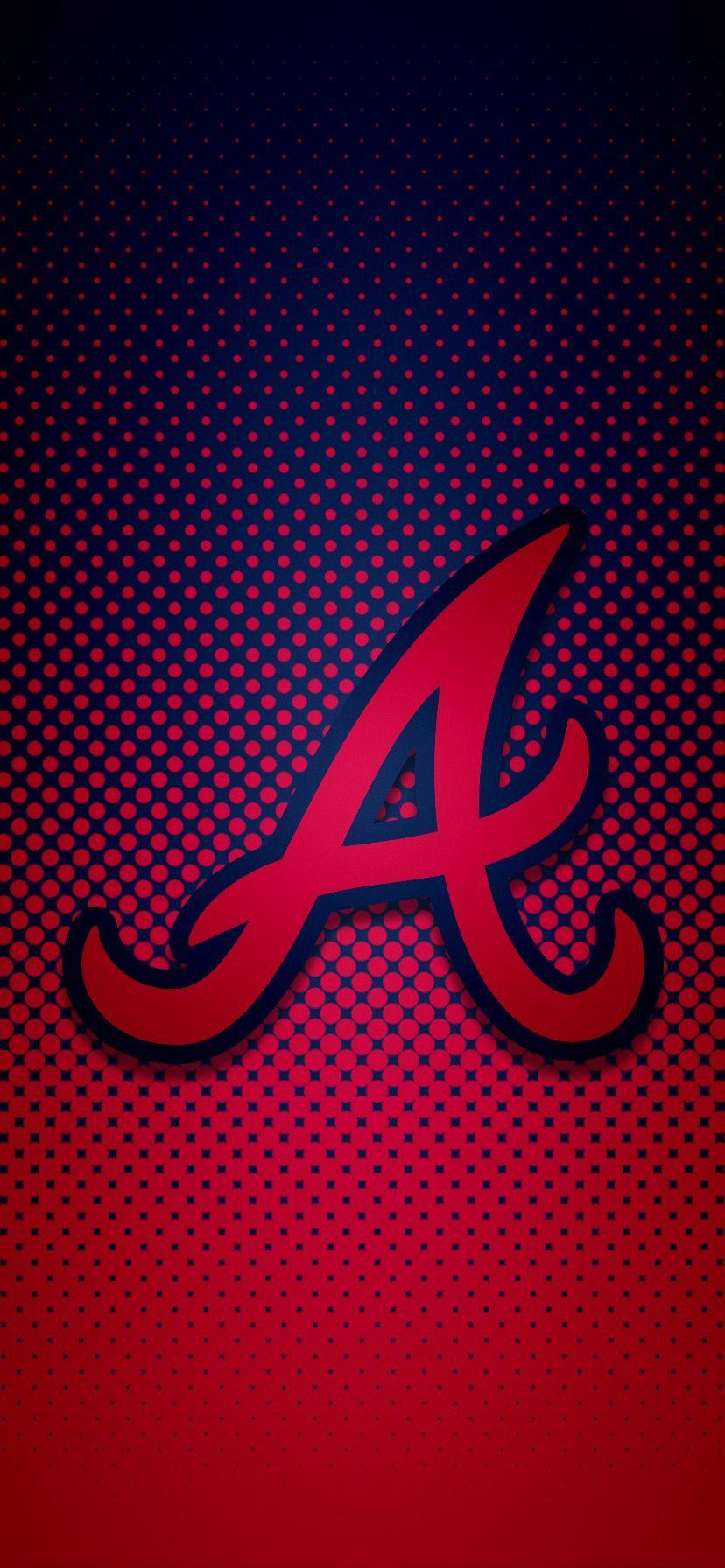 Pin By Jehar On Oppo Wallpapers In 2020 Atlanta Braves Wallpaper Baseball Wallpaper Braves Baseball
