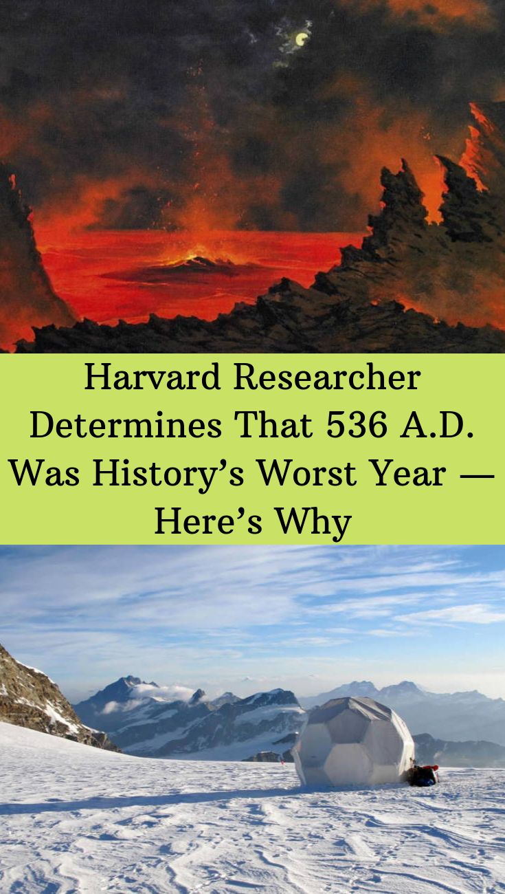 Harvard Researcher Determines The Worst Year To Be Alive In Human