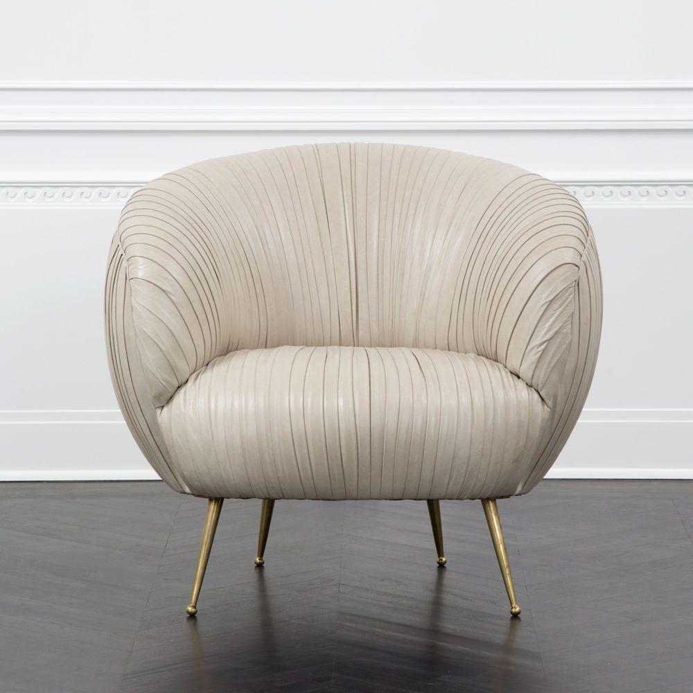 Souffle Chair Ecru
