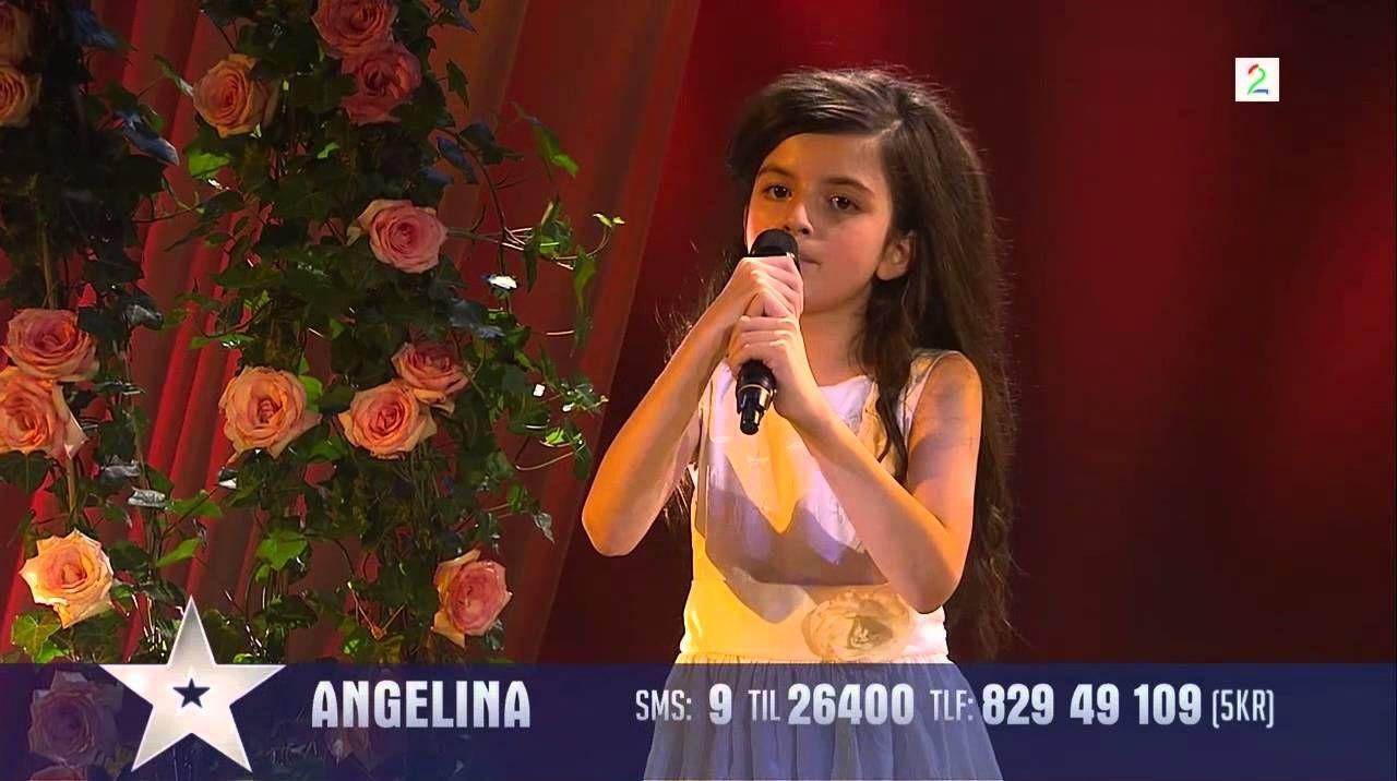 Angelina Jordan Complete Summertime Segment Norske Talenter