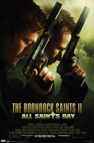 The Boondock Saints II Poster 56x86cm