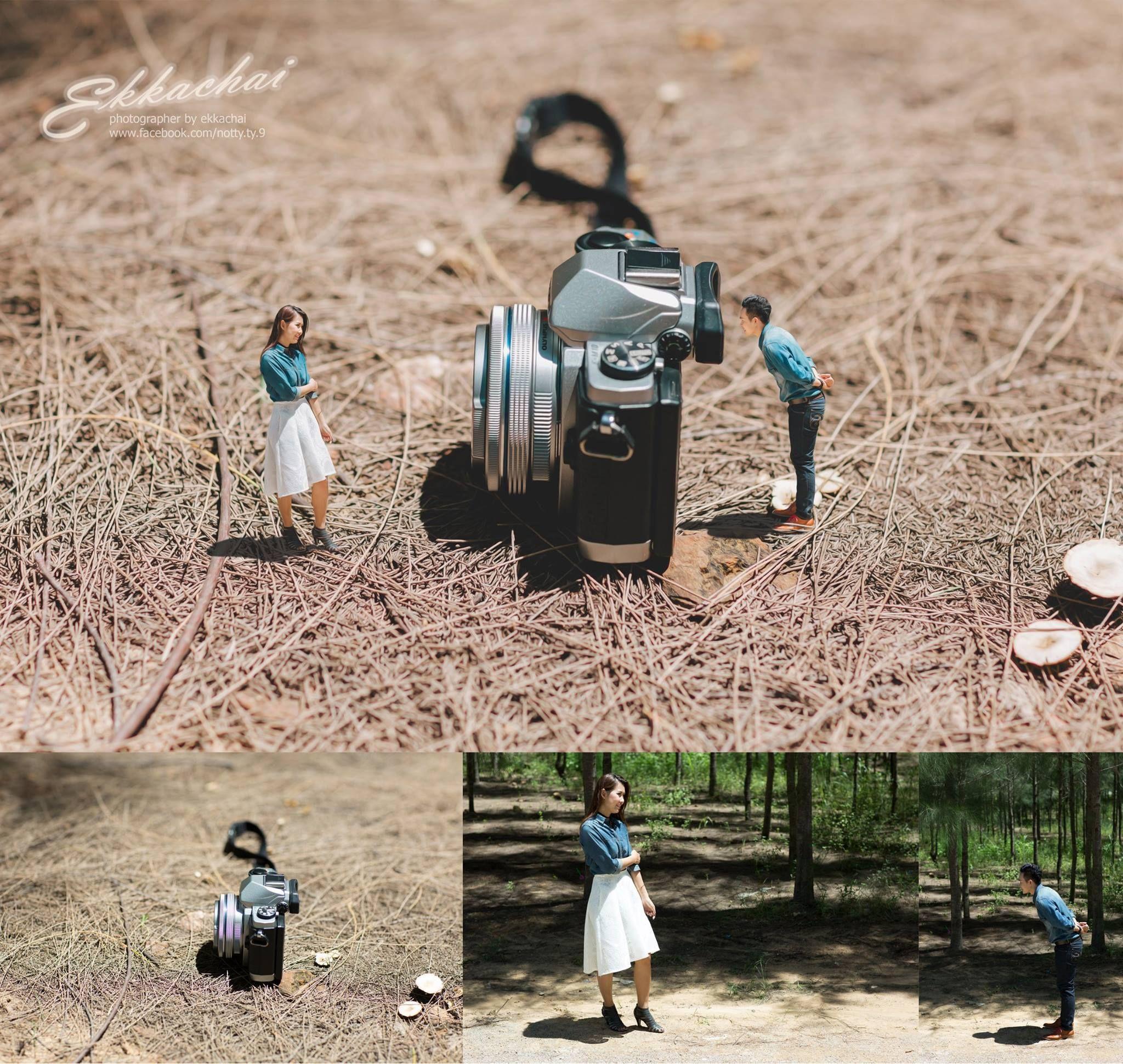 Ekkachai Saelow | cool | Pinterest | Photoshop, Miniatures ...