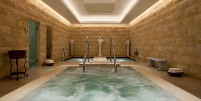 Qua Baths And Spa At Caesars Atlantic City Couples Spa Bath Spa Spa