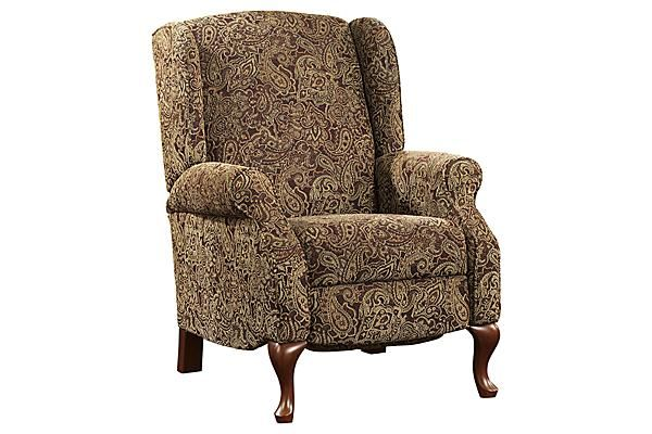 The Nadior Pasiley High Leg Recliner From Ashley Furniture
