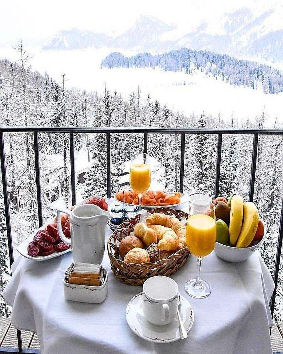 кофе зима картинки красивые природа самая важная вещь